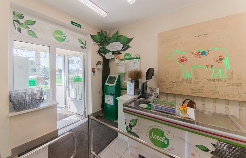 «Лосево» расширяет фирменную сеть